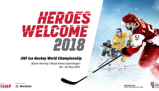 VM Ishockey 2018 - Heroes Welcome af Another